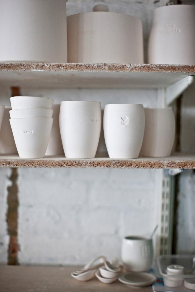 Keith Brymer Jones United Kingdom Mansfield Ceramics