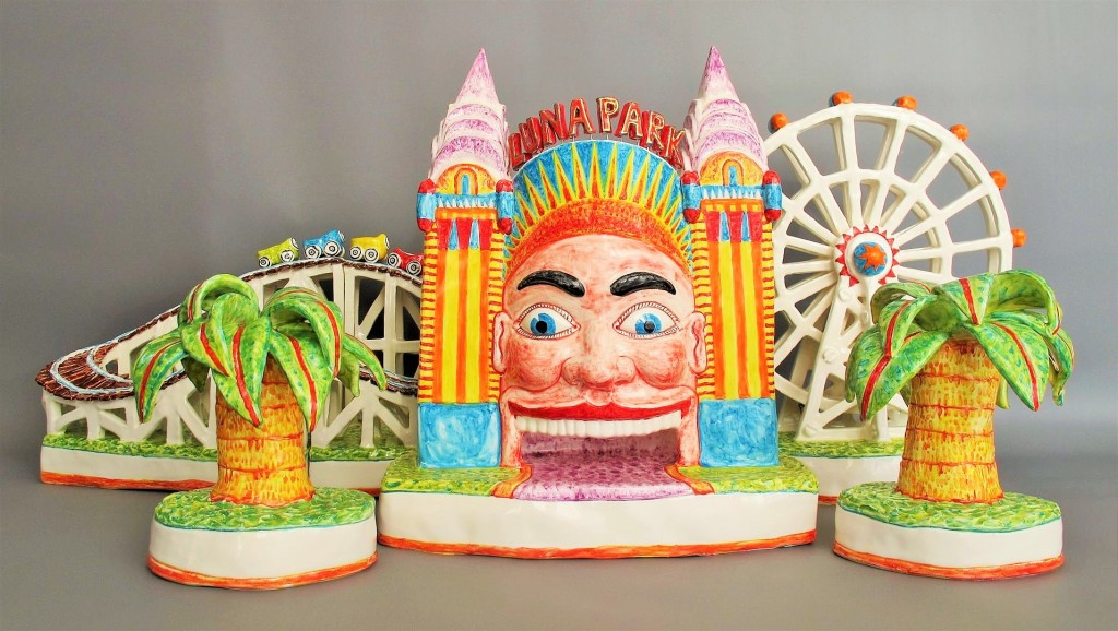 Luna Park: The Lost World