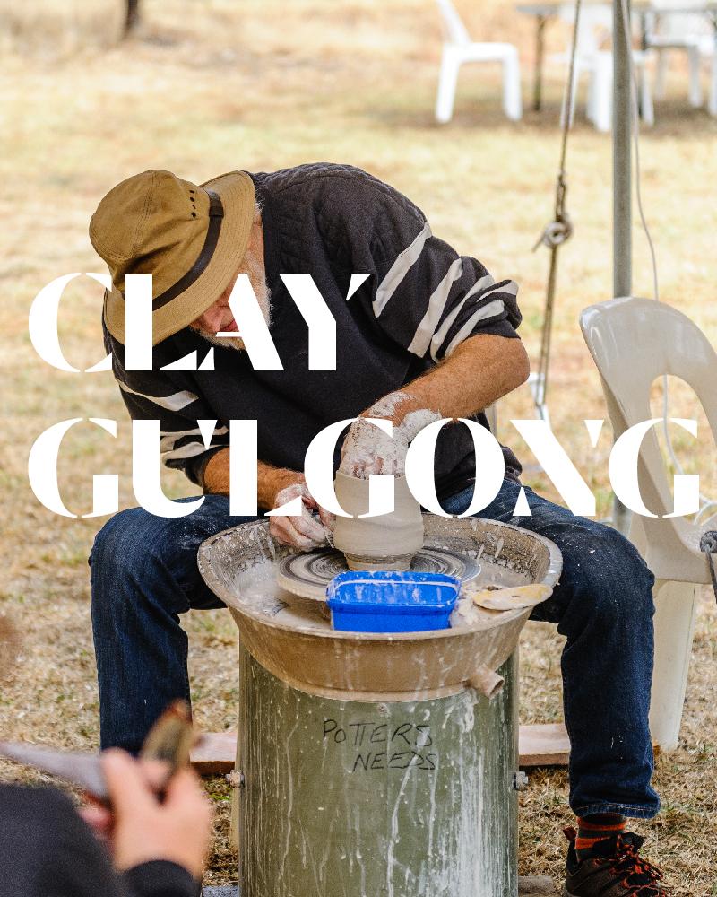 CLAY GULGONG