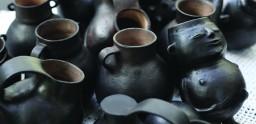 Widulafen modern ceramics of Panguipulli commune.